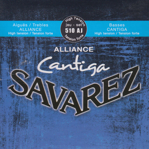 Image of Savarez / Alliance Cantiga / High Tension (510-AJ)