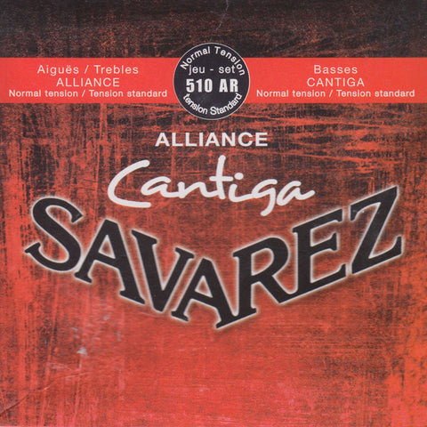 Image of Savarez / Alliance Cantiga / Normal Tension (510-AR)