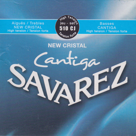 Image of Savarez / New Cristal Cantiga / High Tension (510-CJ)