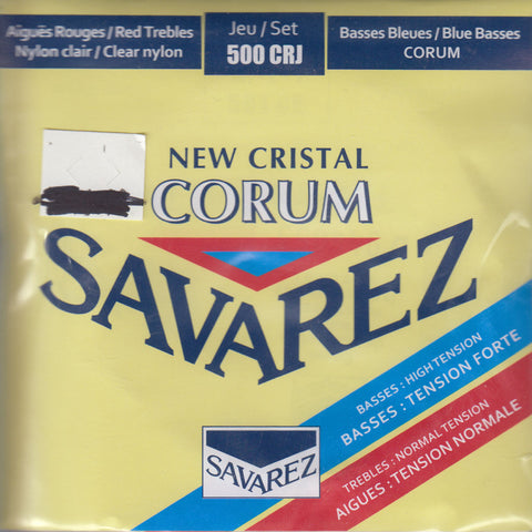 Image of Savarez / New Cristal Corum / Mixed Tension (500-CRJ)