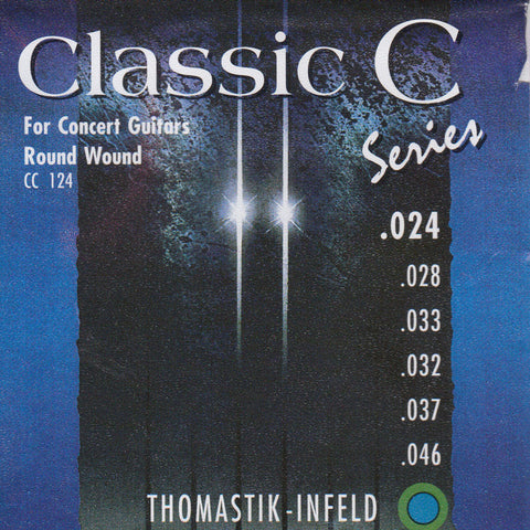 Image of Thomastik Infeld / Classic C / Nylon Round Wound (CC-124)