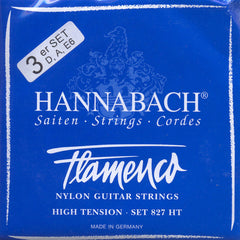 Image of Hannabach / Flamenco / High Tension BassPack (827-HT BassPack)