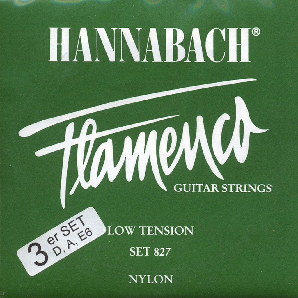 Image of Hannabach / Flamenco / Low Tension BassPack (827-LT BassPack)
