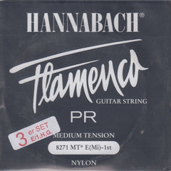 Image of Hannabach / Flamenco / Medium Tension TreblePack (827-MT TreblePack)
