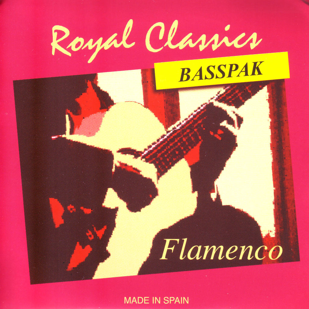 Image of Royal Classics / Flamenco / High Tension BassPack (FL-60-B)