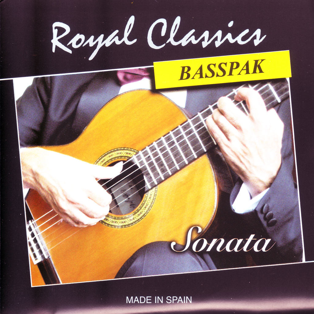 Image of Royal Classics / Sonata / Medium High Tension BassPack (SN-10-B)