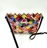 """SERENA"" Messenger & Cross Body Bag Colorful - By Hands from Claudia"
