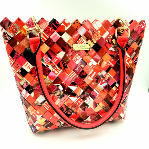 MARA Totebag Red