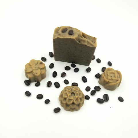 Coffee Scrub – Natural/Exfoliating Soap