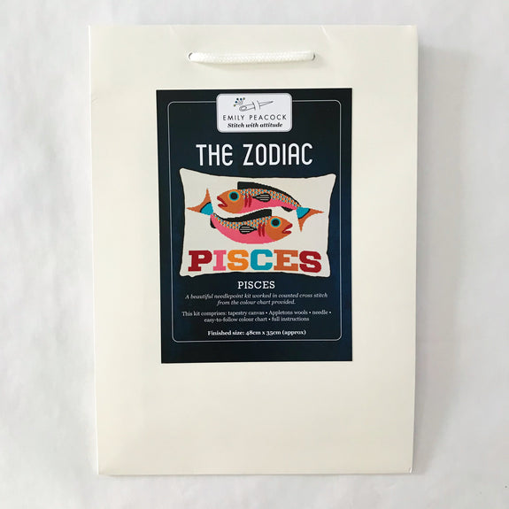 The Zodiac Pillow Kit - Pisces