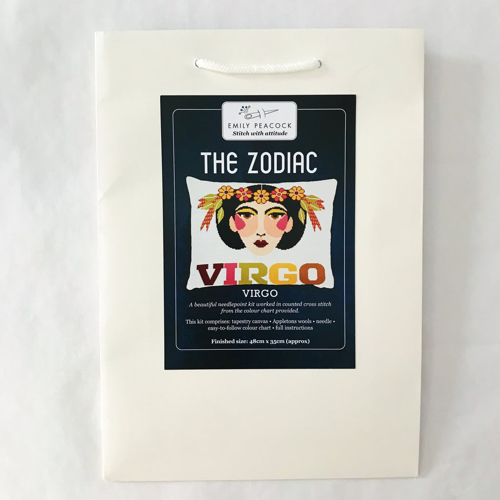 The Zodiac Pillow Kit - Virgo
