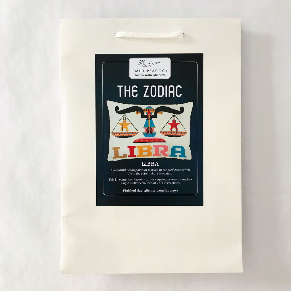 The Zodiac Pillow Kit - Libra