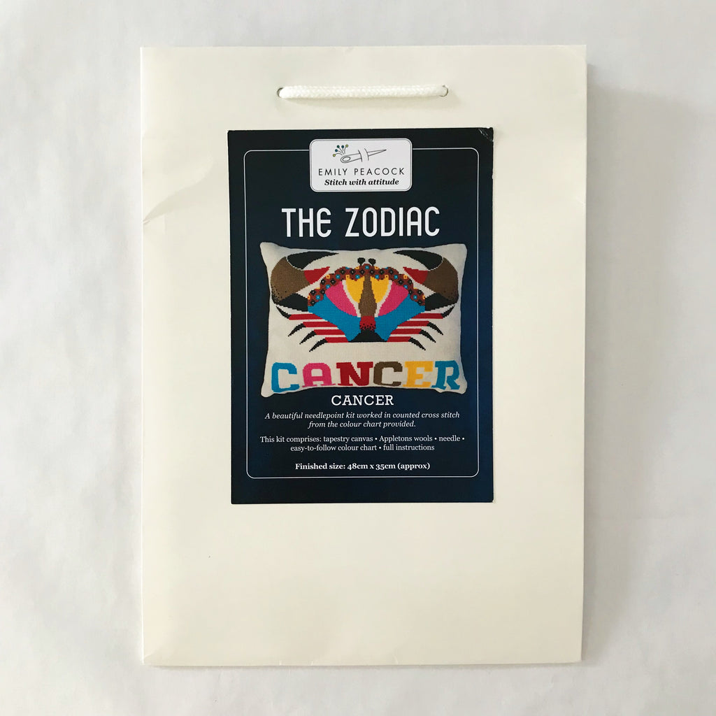 The Zodiac Pillow Kit - Cancer
