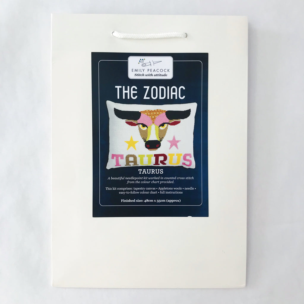 The Zodiac Pillow Kit - Taurus