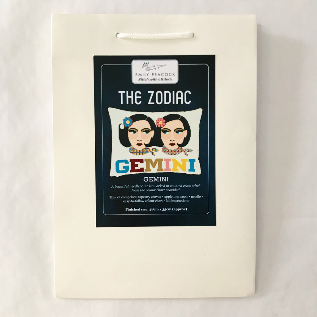 The Zodiac Pillow Kit - Gemini