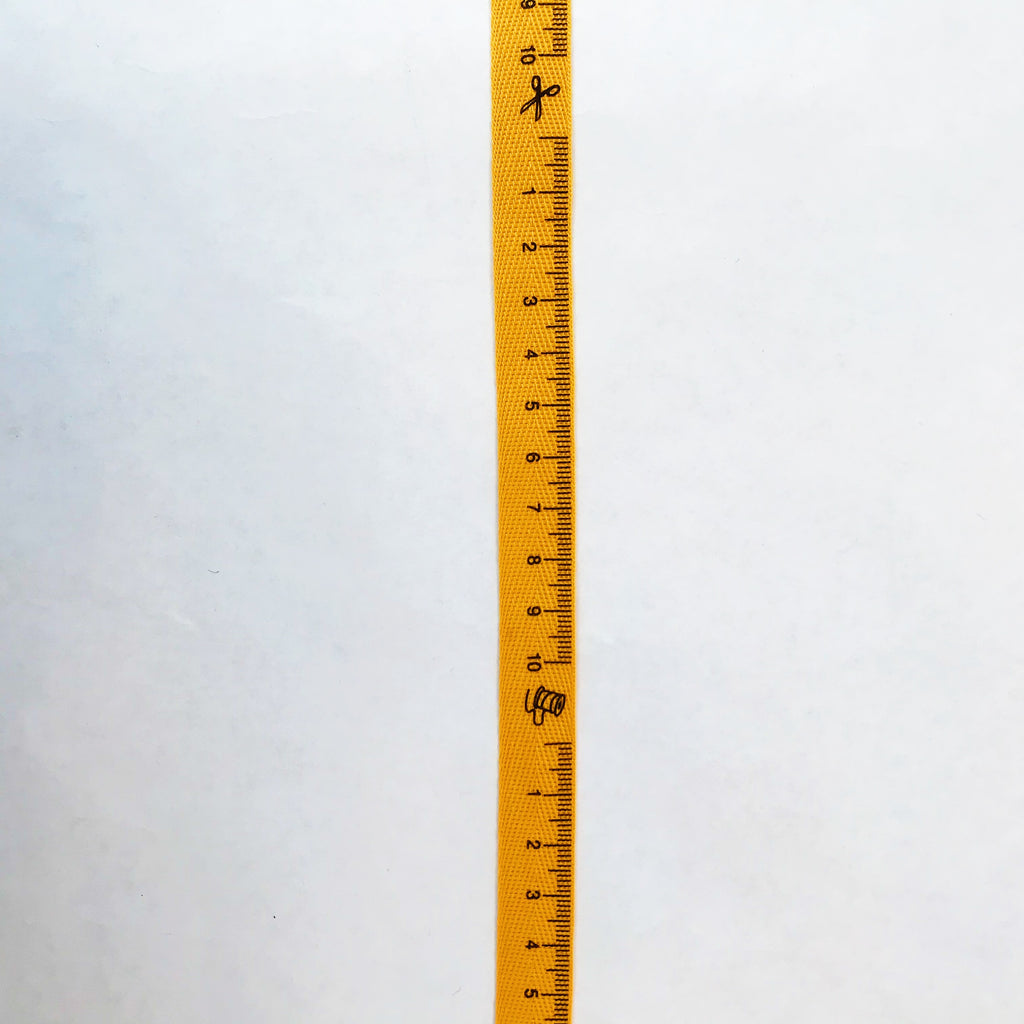 Measuring Tape Twill
