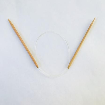 "Takumi 24"" Bamboo Circular  Knitting Needles"