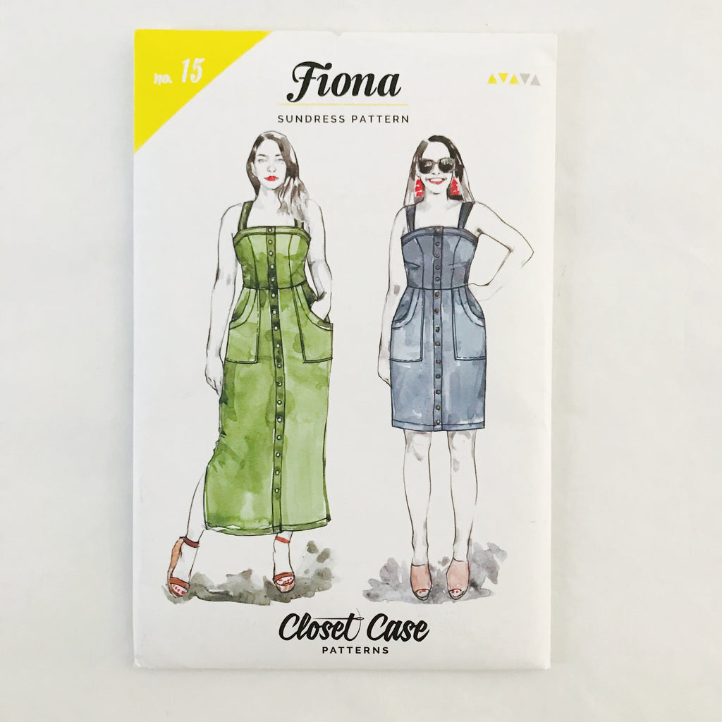 Fiona Sundress Pattern