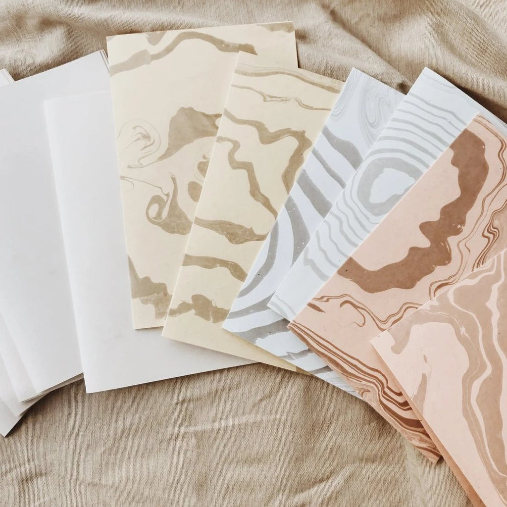 Odette Press Map Journal | POCKET size