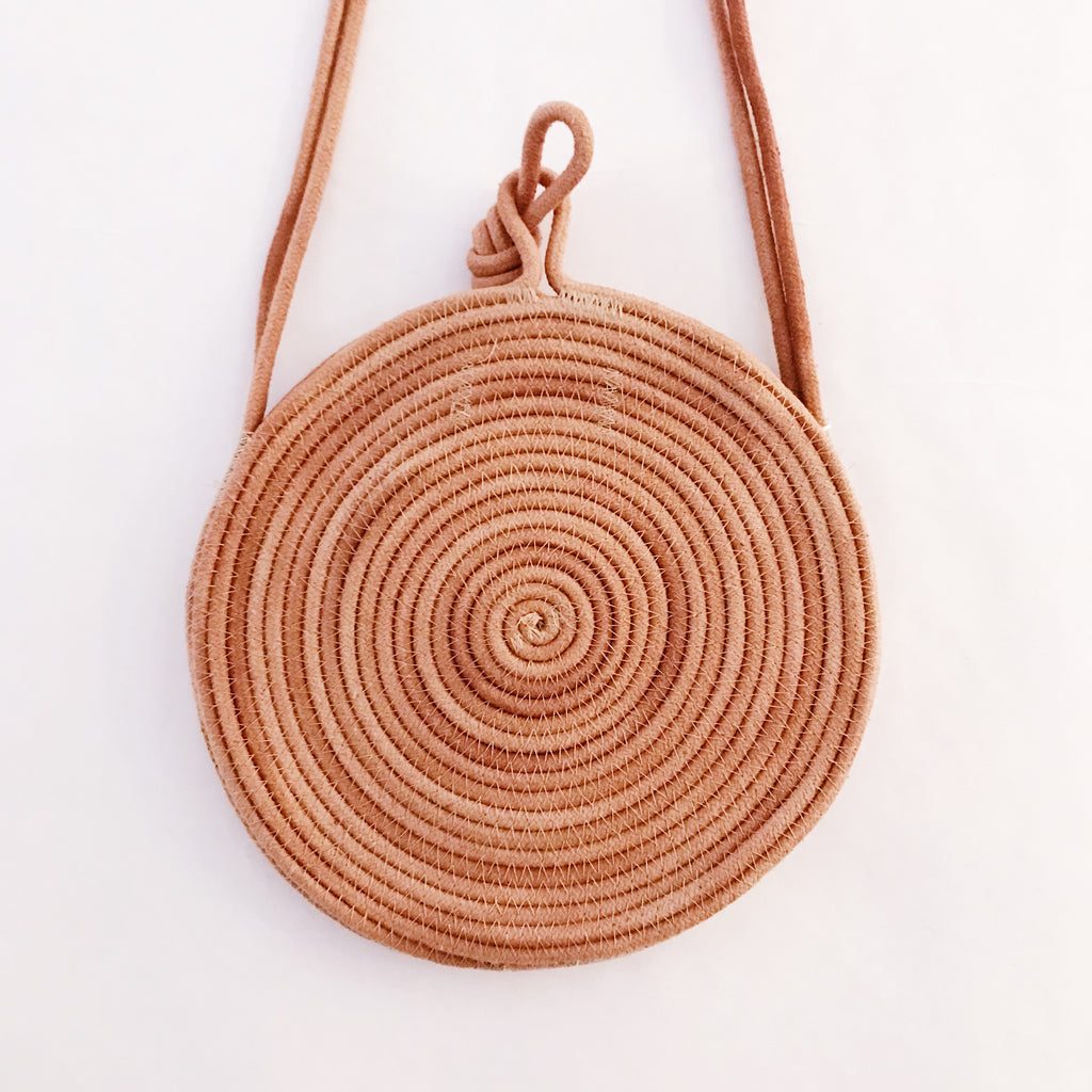Sienna Small Rope Purse