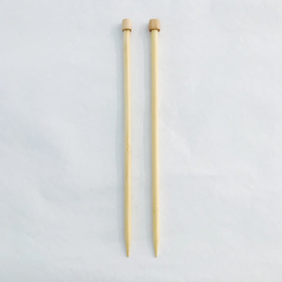 "Takumi 14"" Bamboo Knitting Needles"