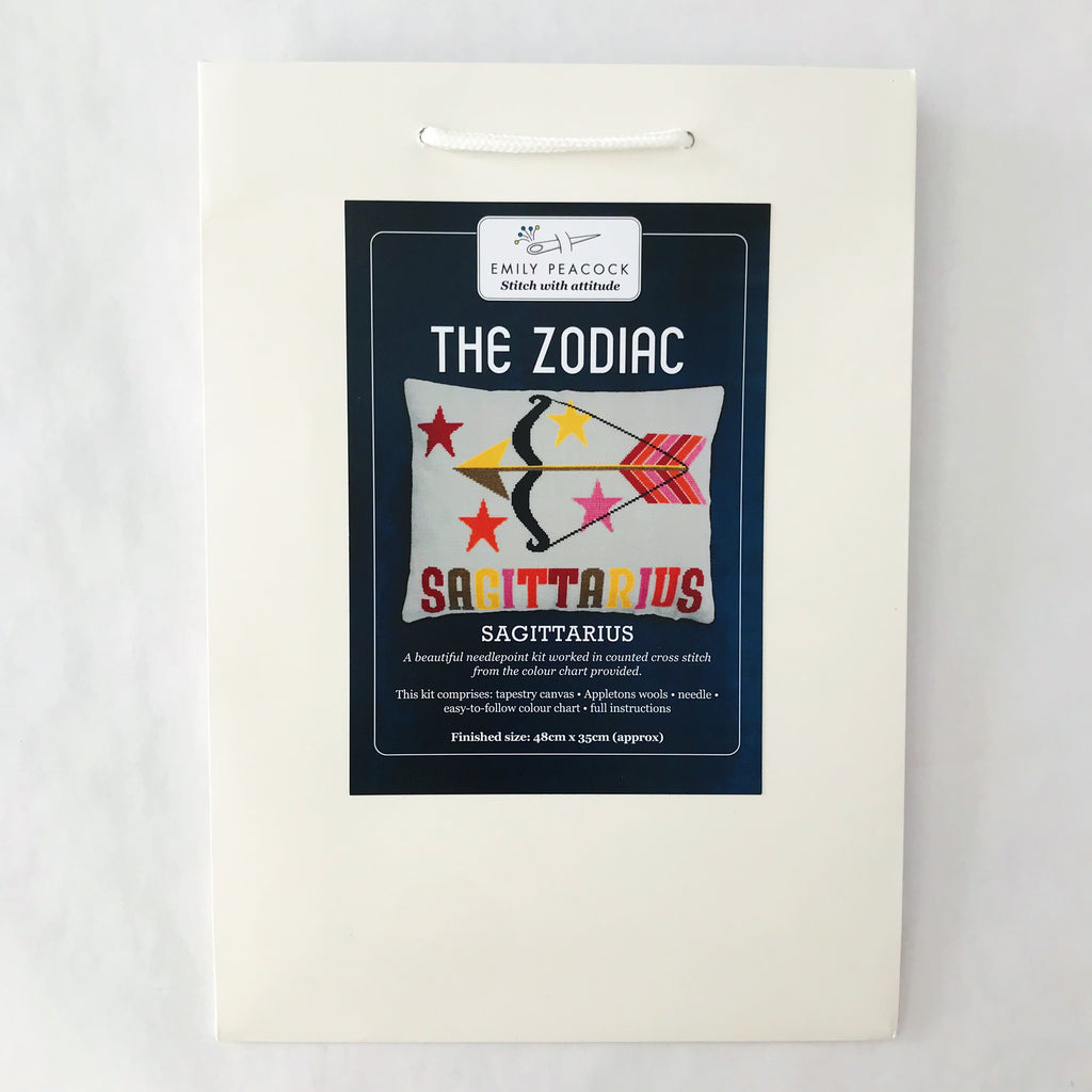 The Zodiac Pillow Kit - Sagittarius