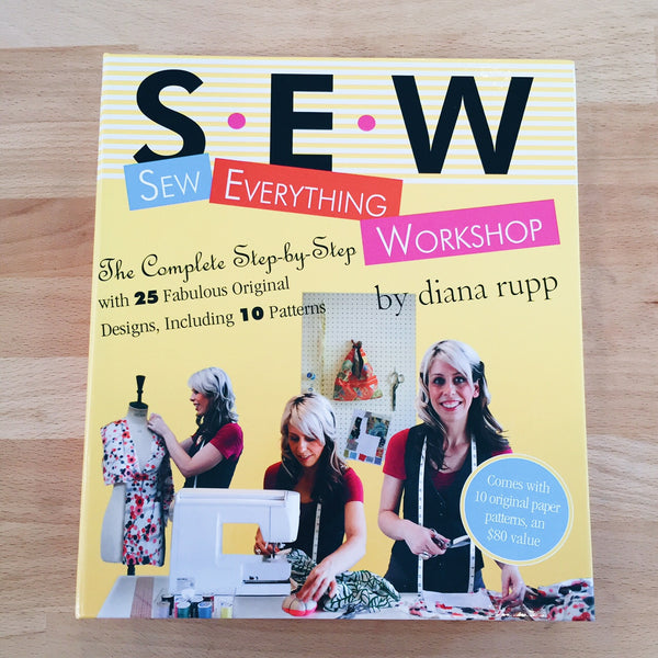 Sew Everything Workshop (Signed copy)
