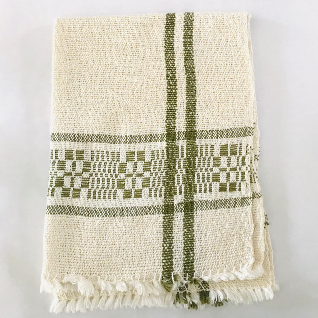 Hand Woven Cotton Towels