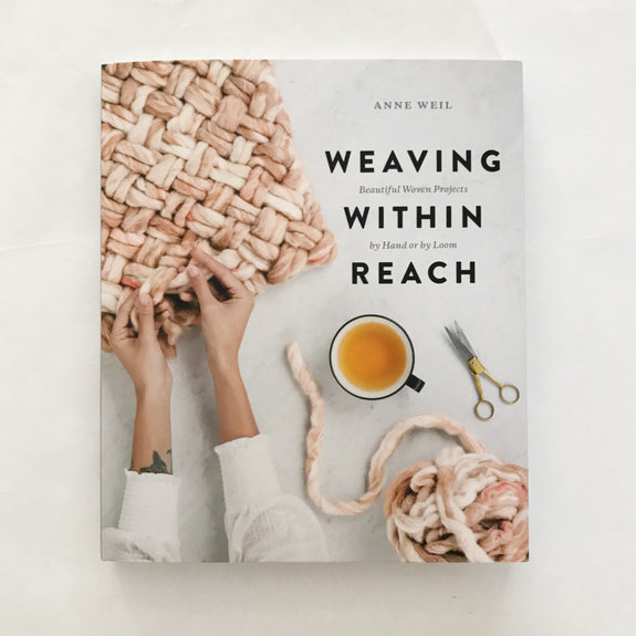 Weaving Within Reach (autographed copy)