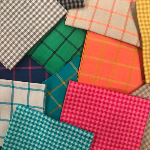 Plaids Fat Quarter - 1 piece