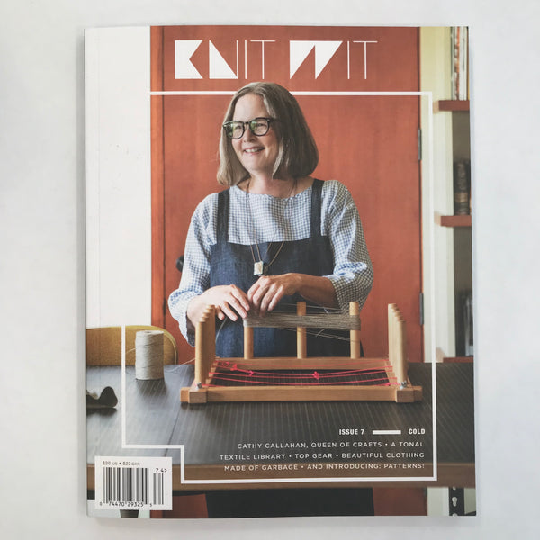 Knit Wit - Issue 7