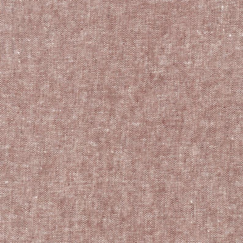 Essex Yarn Dyed Linen (Rust)