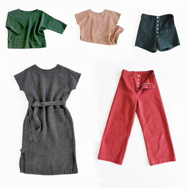 Sew Your Own Capsule Wardrobe