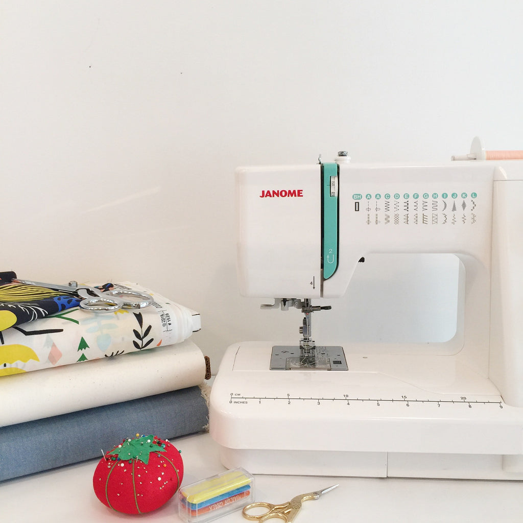 Intro to Sewing Machine (VIRTUAL)