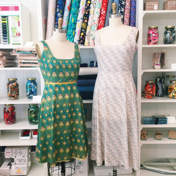 Sewing II: Make a Dress
