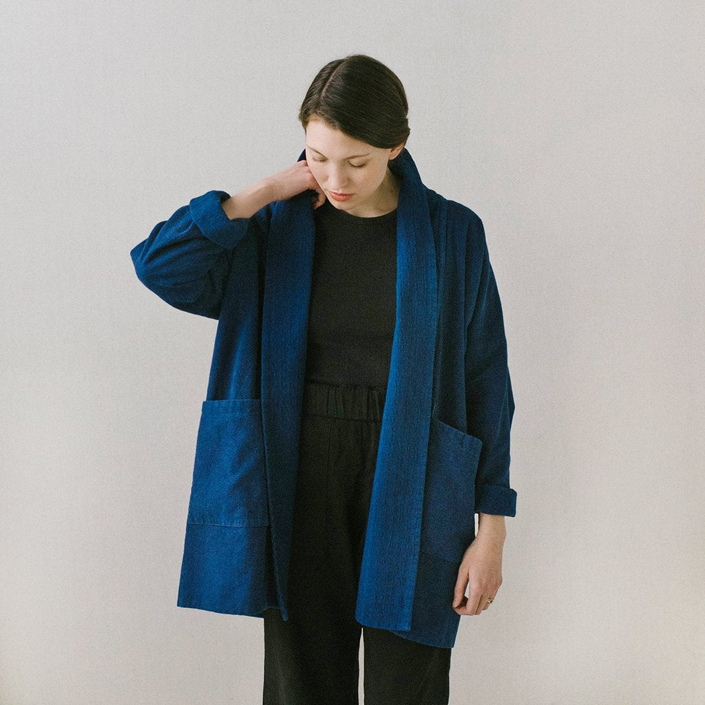 Sewing II: Wiksten Haori Jacket (Virtual Workshop)