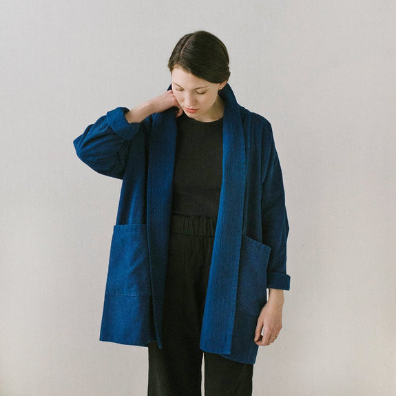 Sewing II: Wiksten Haori Jacket (Weekend Intensive)