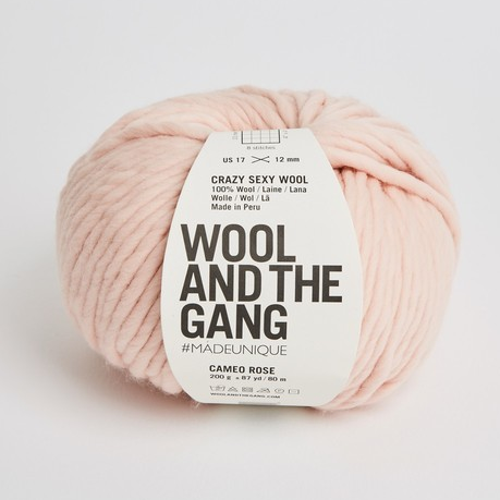 Crazy Sexy Wool (5 colors)