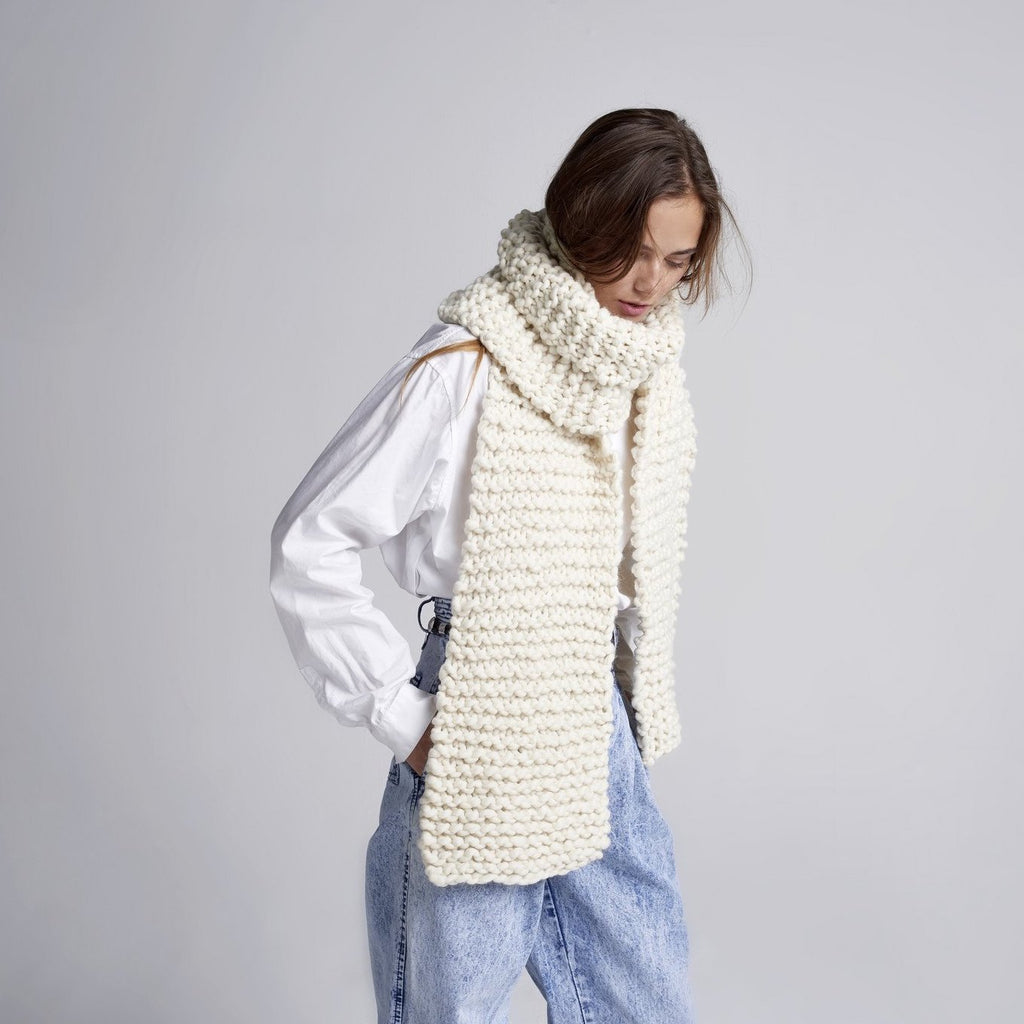 Knitting 101: Scarf (VIRTUAL)