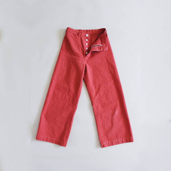 Sewing III: Persephone Pant