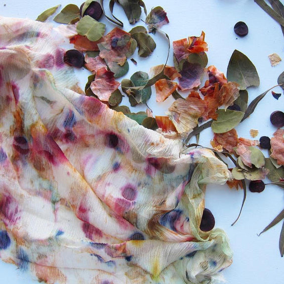 Bundle Dyeing with Kristin Arzt
