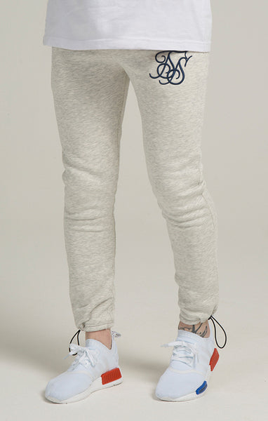Sik Silk - Toggle Joggers - Cream