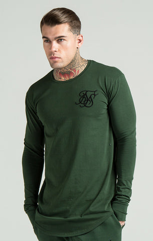 Sik Silk - Undergarment - Forest Green