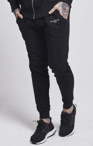 Illusive London - Standard Joggers - Black