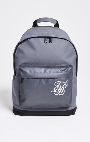 Sik Silk - Reflective Pouch Backpack - Grey