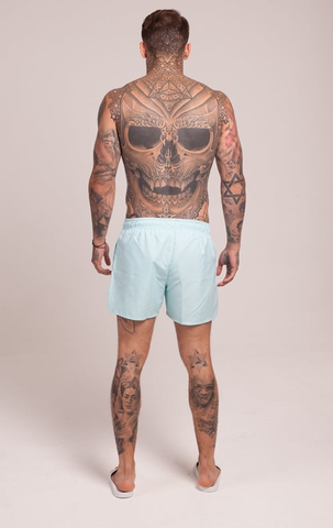 Sik Silk - Standard Shorts - Blue