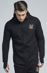 SIKSILK APEX ZIP THROUGH TRACK TOP