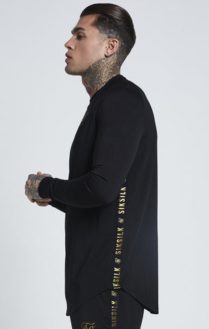 SikSilk Performance Crew Sweat