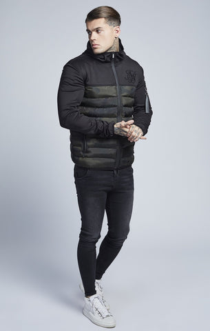 Range Bubble Neo Jacket - Camo