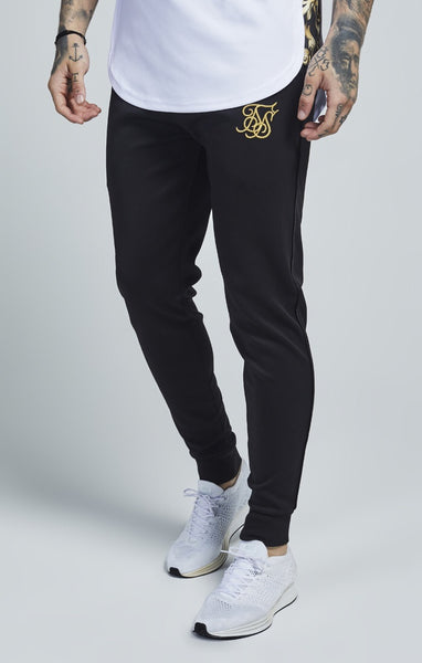 SikSilk Poly Tricot Cuff Pants